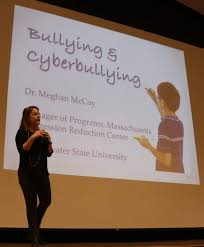 Massachusetts Aggression Reduction Center program manager speaks at SBRHS -  Special - southcoasttoday.com - New Bedford, MA