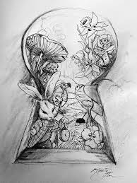 Alice In Wonderland Drawings Google Search чб идеи для