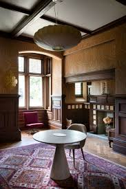 Wood Work Designs For Hall Inside An Alluring Victorian Revival By The English Coast