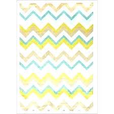 yellow area rug ikea white geometric pattern black and rugs you ll love chevron round