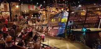 Pirates Voyage Seating Chart Blue Ship Picture Of Pirates Voyage Myrtle Beach