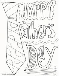 Small Picture Fathers Day Coloring Pages Doodle Art Alley