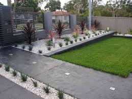 Small Picture Best 25 Modern front yard ideas on Pinterest Modern landscape