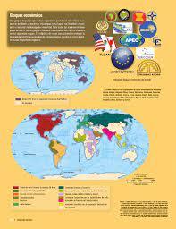 #aprenderesdivertido la conaliteg pone conaliteg 6 grado atlas es uno de los libros de ccc revisados aquí. Atlas De Geografia Del Mundo Quinto Grado 2017 2018 Pagina 104 De 122 Libros De Texto Online