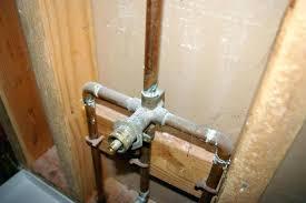 change shower faucets install shower valve numerous questions how to install shower valve 3 install delta change shower faucets