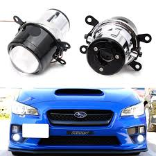 Fog Light Casing Ijdmtoy 2 Oem Replace Projector Fog Light Housings For Acura Honda Ford Nissan Infiniti Subaru Etc Hid Or Led Ready Bulbs Not Included