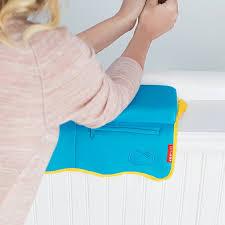 Blue Bathtub amazon skip hop moby bath elbow saver blue bathtub side 1051 by guidejewelry.us
