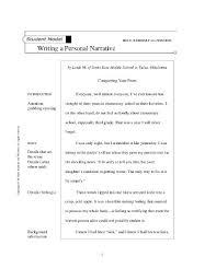 the top best on writing a narrative essay examples middle school essay writing 8 week online course for