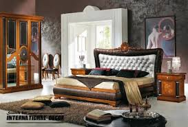 Italian Luxury Bedroom Furniture