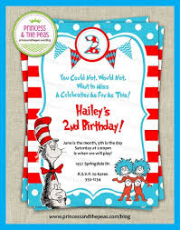 Online Invitations Templates Printable Free Simple New Dr Seuss Party Invitations For Additional Party Invitations Online