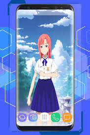 I've included manga and anime apps for ios. Anime Schoolgirl Interactive Live Wallpaper For Android Apk Download