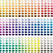Ys Paint Color Chart Ys Painting Code