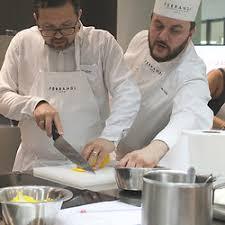 Cours De Cuisine Pour Tout Public Gastronome à Ferrandi Paris Idf