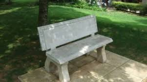 garden bench lowes. Lowes Garden Bench : Into The Glass \u2013 Concrete To Regarding Benches A