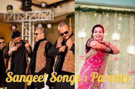 Choosing a song for when mother and son unite to take over the dance floor at a wedding can be a tricky decision. Sangeet Diaries Songs For The Parents Of The Bride Groom Wedmegood