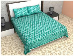 Screen Printing Designs For Bed Sheets Indigenous Handicrafts Ikat Design Screen Printed Double