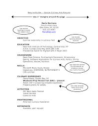 Student Resume Builder Resume Templates