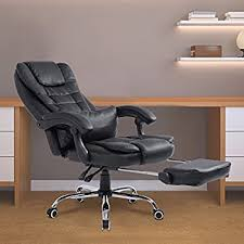 office reclining chairs. Architecture Contemporary Reclining Office Chair In Amazon Com Belleze Executive High Back PU Prepare 19 Dining Chairs N