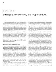 chapter strengths weaknesses and opportunities state dots page 28