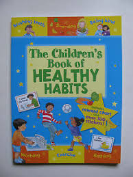 Chart On Healthy Habits Details About Childrens Book Of Good Manners Healthy Habits With Reward Chart 100 Stickers Bn