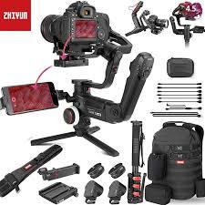 <b>Zhiyun Crane 3 LAB</b> 3 Achsen Handheld Stabilisator Gimbal ...