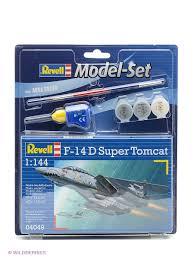 <b>Сборная модель Самолет</b> F-14D Super Tomcat (1:144) <b>Revell</b> ...