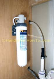 3m filtrete water under sink filter installation model 3us ps01 best under sink water filter uk