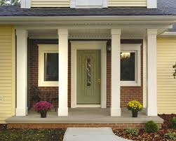 porch column wraps. Fypon® Unassembled Column Wrap. ARCHBOLD Porch Wraps O