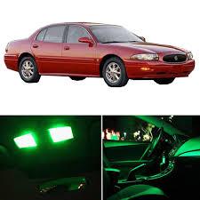 2004 Buick Lesabre License Plate Light Amazon Com Eccpp Led Interior Lights Automotive Bulbs White