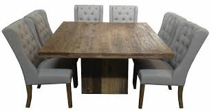 ebay furniture dining tables. square rustic recycled elm wood dining table 140x140x 76cm high ,square ebay furniture tables