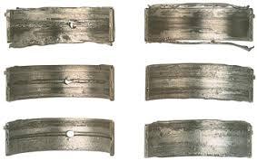 Bearing Damage Chart Types Of Engine Bearing Damage Knowyourparts