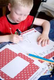 2011 Christmas Printable Series Christmas Letter Writing