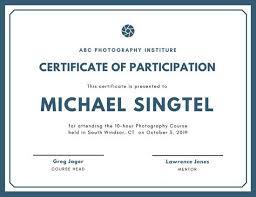 Certificates Elegant Certificate Template Google Docs
