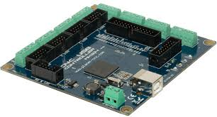 planetcnc is a single board cnc controller that hails from slovenia europe like tinyg it s also a 4 axis solution in our 2017 cnc controller survey