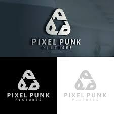 999 Design Logo Bold Modern Photographer Logo Design For Pixel Punk