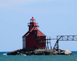 Sturgeon Bay Canal Light 288606