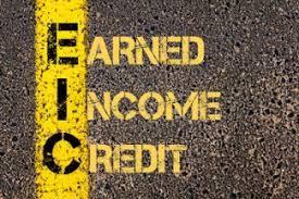 Income Credit Chart Earned Income Credit Table Amounts 2019 Efile Tax Advisor