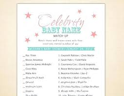 Baby Showers Games Ideas Strikingly Ideas Famous Baby Shower Games ...