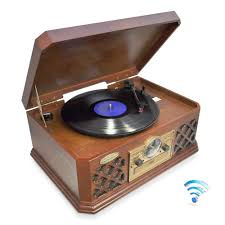 Pyle - PTCD4BT , Musical Instruments , Turntables - Phonographs , Sound and  Recording , Turntables