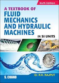 A Textbook of Fluid Mechanics and Hydraulic ... By Er. R K Rajput