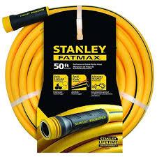 stanley fatmax garden hose