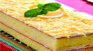Resep Sponge Cake Keju Kukus Archives Tehnoblogija