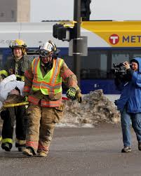 Light Rail Pub Crawl Minneapolis Photos Bloody Bystanders Chainsaws All Part Of Light Rail
