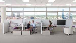 open office cubicles. Office Space Acoustics Open Cubicles