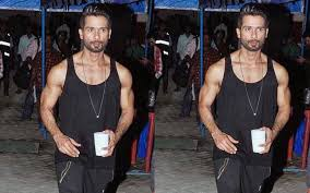 Protein Diet Chart For Gym In Hindi Shahid Kapoor Is On A High Energy Diet Plan To Gain Muscle