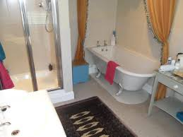 bathroom suite mandarin: and separate shower in en picture of arnot house