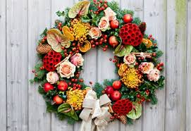 Christmas Wreath Tutorial  Winter Wreath  Sweater Projects  WreathHoliday Wreaths Ideas
