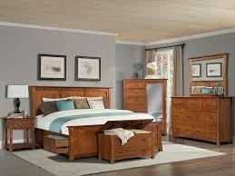 Great Pecan Wood Furniture Bedroom