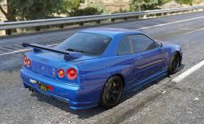Nissan Skyline GT-R (BNR34) [Add-On] - GTA5-Mods.com