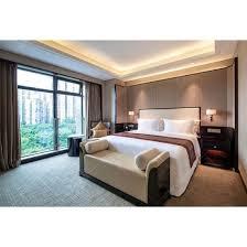 Acrylic bedroom furniture Black Bed White Comfortable Wooden Double Bed Acrylic Bedroom Furniture Foshan Shangdian Hotel Furniture Co Ltd China Comfortable Wooden Double Bed Acrylic Bedroom Furniture